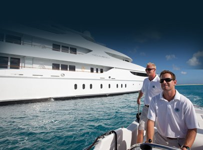 Work as a Superyacht Deckhand