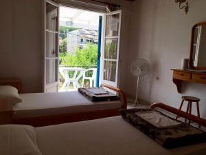 Flying Fish accommodation, Vassiliki