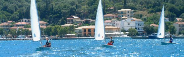 Dinghy Instructor Fast-Track course