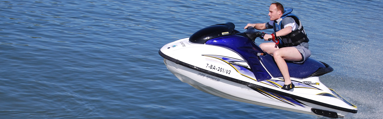 Flying Fish Personal watercraft course