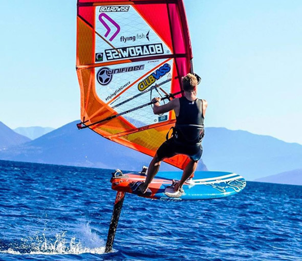 Windsurf Foiling Why Its A Great Time To Be A Water Sports Instructor