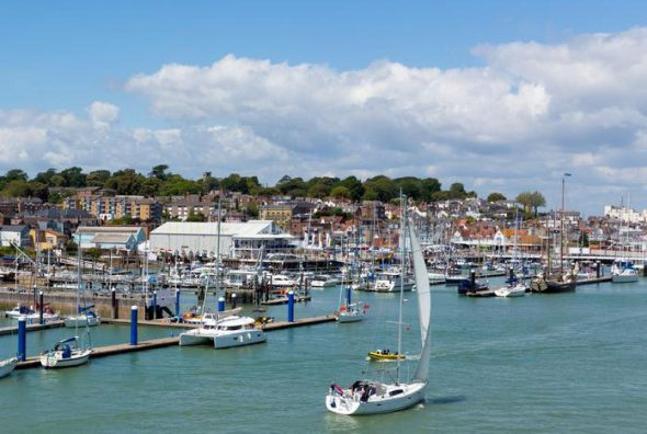 accommodation in Cowes