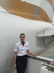 becoming a yacht stewardess