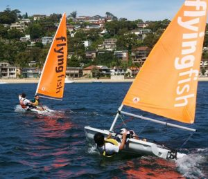 RYA Dinghy Sailing Scheme