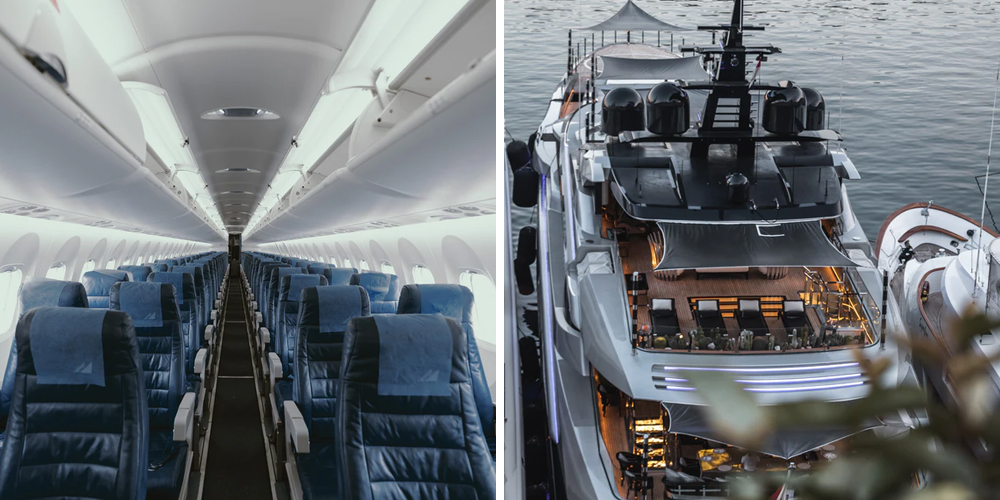 An Alternative Career for Cabin Crew - Superyachts