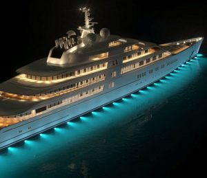 What is a superyacht