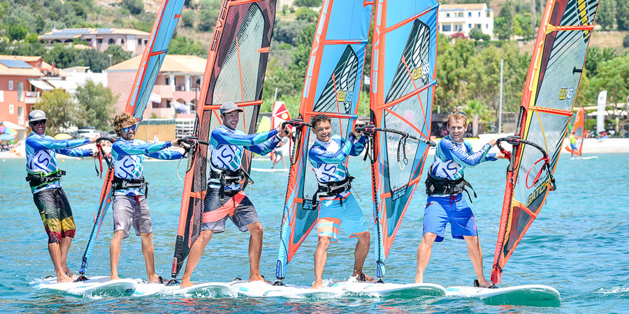 Teach Windsurfing Gap Year