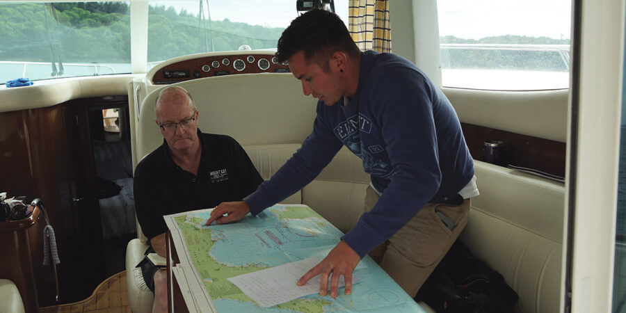 Yachtmaster Offshore Prep course