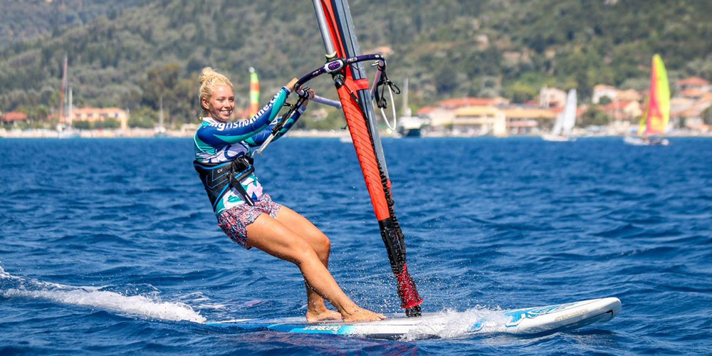 Get to grips with windsurfing