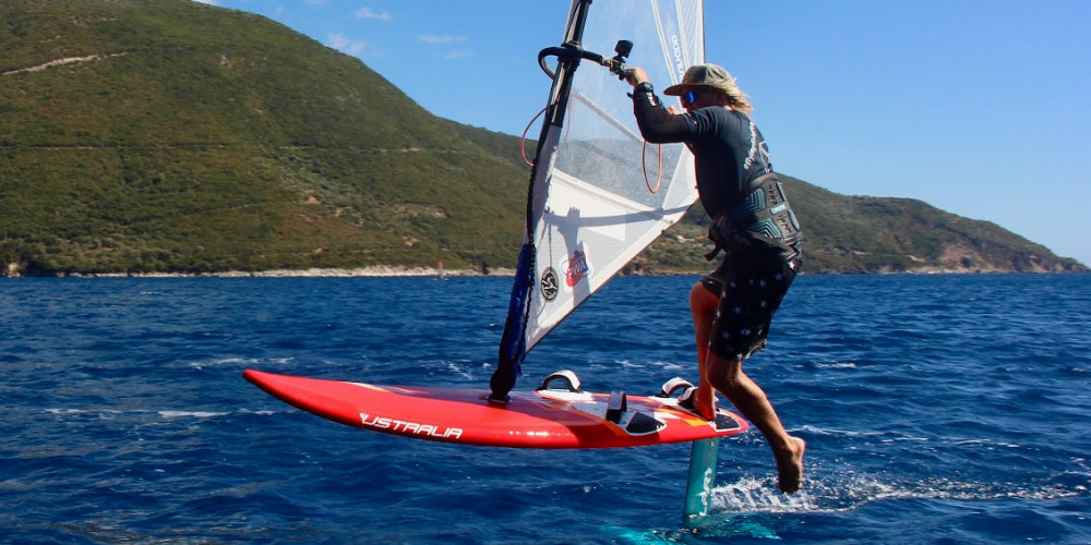 Windsurf Foiling Greece