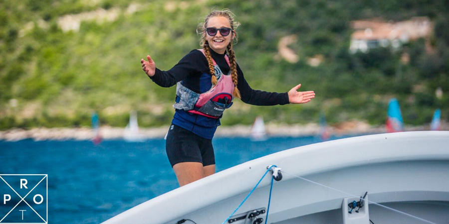 Become sailing instructor