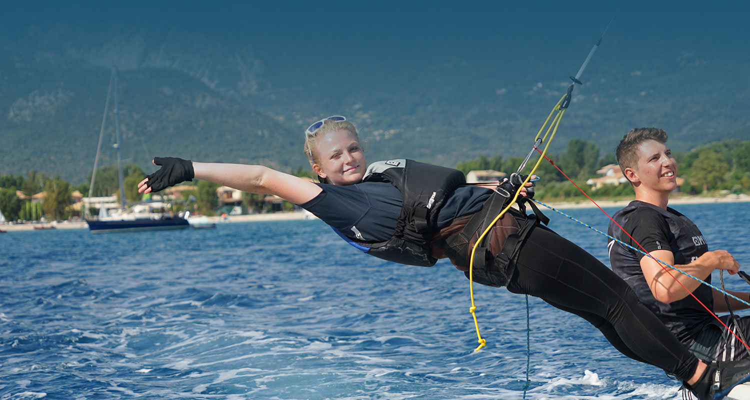 Water sports Instructor