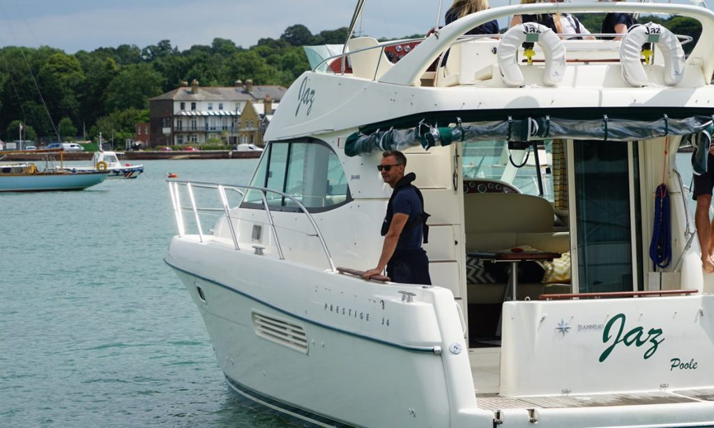 Yacht Charter Solent