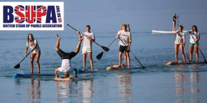 Flying Fish paddleboard instructor
