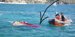 windsurf rescue approach