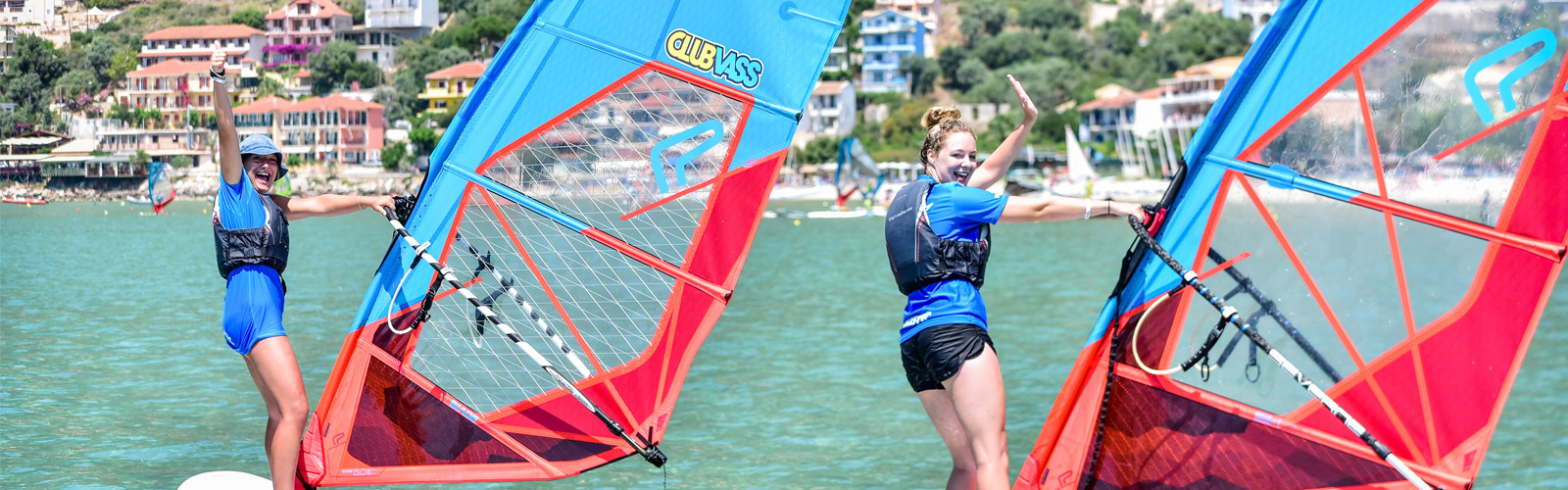 Gap Year Windsurfing